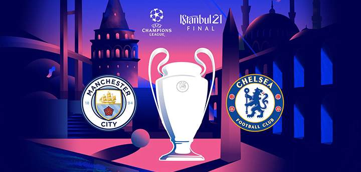 Champions League Finale 2021