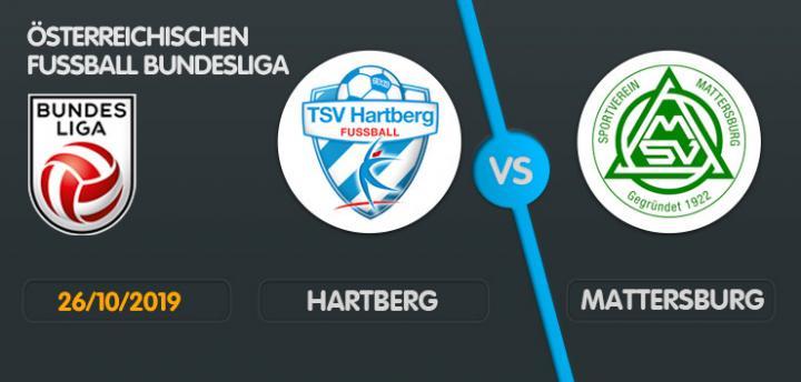 Hartberg Mattersburg Tipp