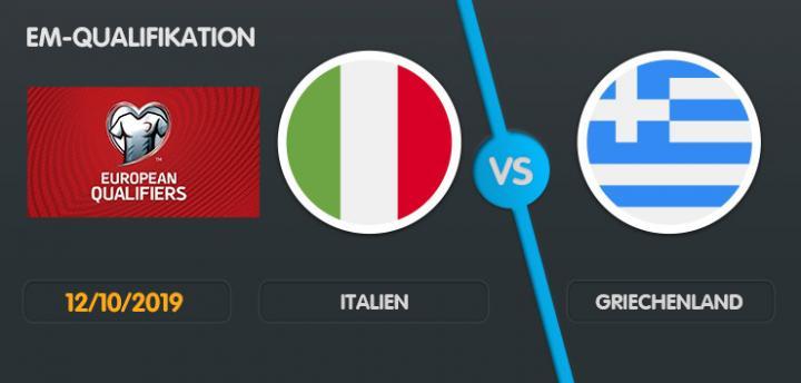 Italien Griechenland Tipp