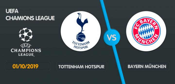 Tottenham Hotspur Bayern München Tipp