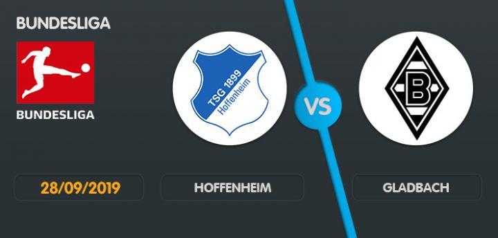 TSG Hoffenheim Borussia Mönchengladbach Tipp