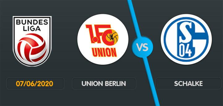 Union Berlin Schalke Tipp