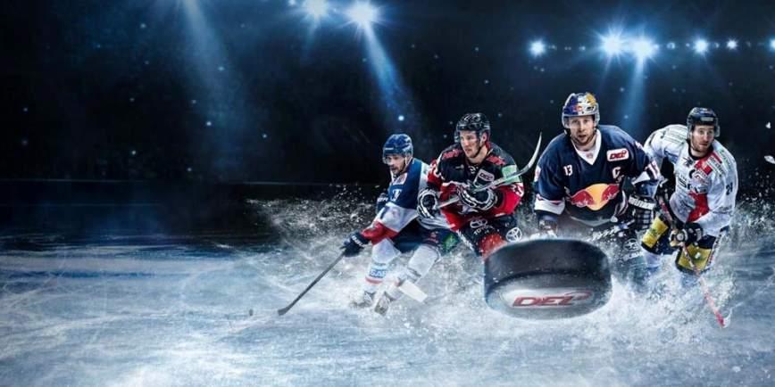 Eishockey Wetten mit Puck